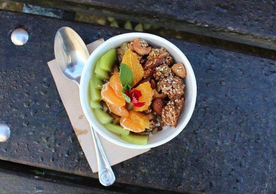 Whangaparaoa, Selandia Baru: Two Spoons