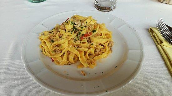 Провинция Перуджа, Италия: 12 euro e non è nemmeno pieno il piatto