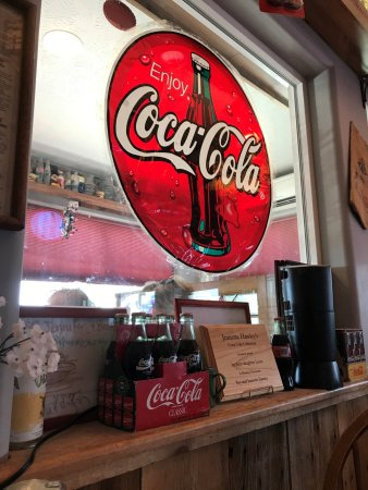 Drummond, MT: Coca Cola Collection on Display