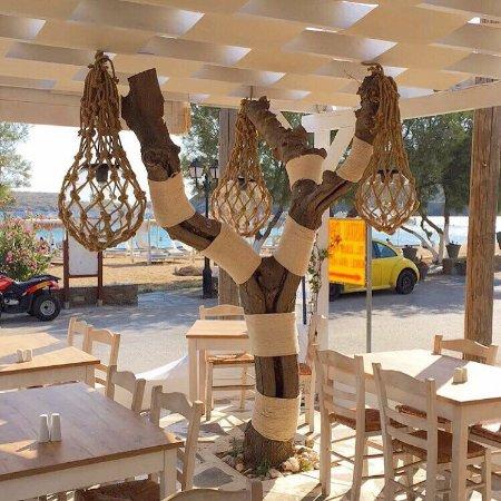 Batsi, Griekenland: ammos