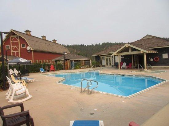 Cranbrook, Καναδάς: Pool