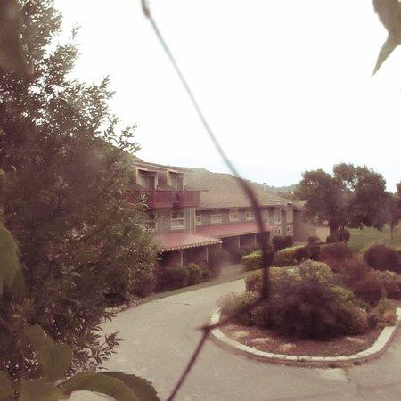 Cranbrook, Kanada: Cottage Rooms - drop-off area