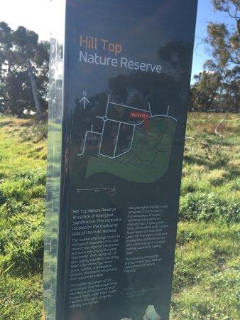 Hilltop Nature Reserve