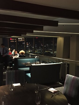 nice picture of one world observatory restaurant new york city tripadvisor. Black Bedroom Furniture Sets. Home Design Ideas