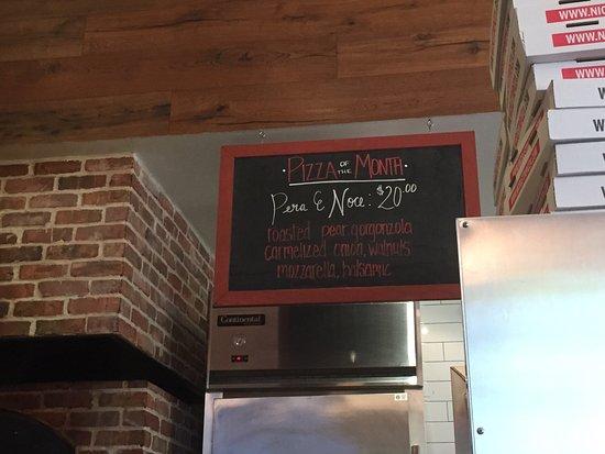 Bernardsville, نيو جيرسي: Nicoletta Pizzeria
