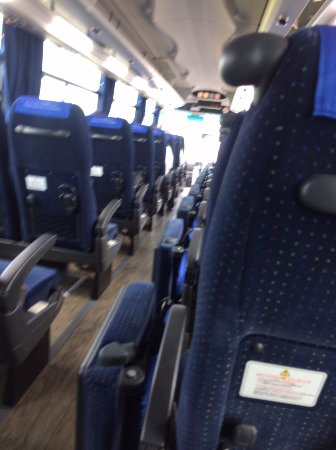 Tsuchiura, Japón: バスの車内