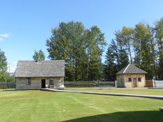 Fort St. James National Historic Site: Trade post