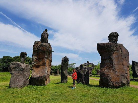 Jeju Stone Park
