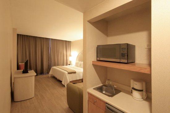 Holiday Inn Express Galerias San Jeronimo: Suite