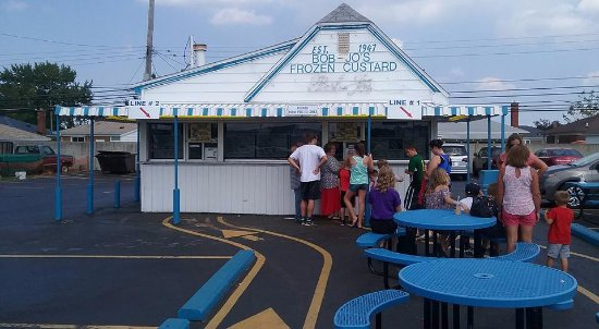 Bob Jo's Custard, Wyandotte, Michigan