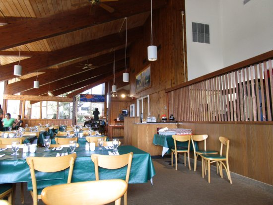 Interior Picture Of Two Dog Flats Grill At Rising Sun
