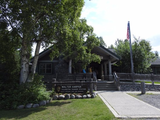 Walter Harper Talkeetna Ranger Station