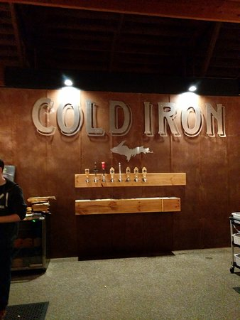 Cold Iron Brewing