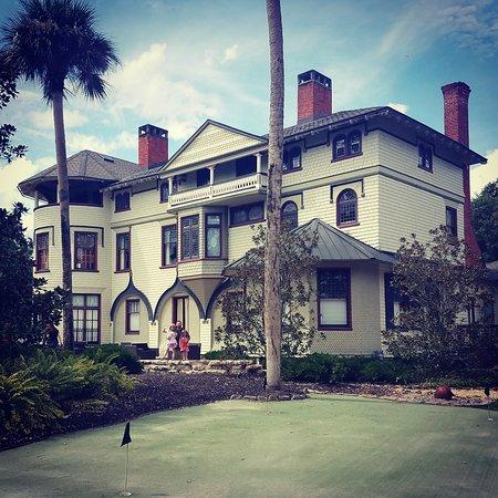 DeLand, FL: Stetson Mansion