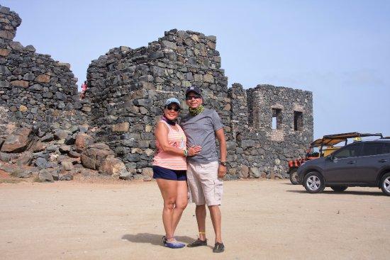 Paradera, Aruba: Another nice stop during the ATV tour