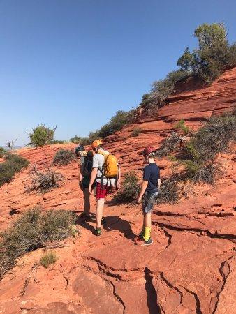 Zion Rock & Mountain Guides: photo1.jpg