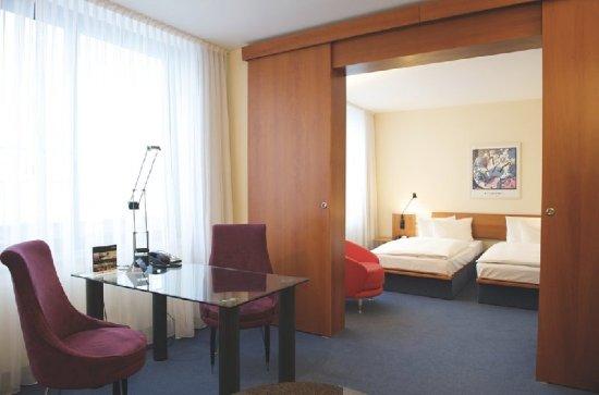Radisson Blu Fuerst Leopold Hotel: Suite