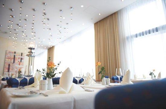 Radisson Blu Fuerst Leopold Hotel: Restaurant