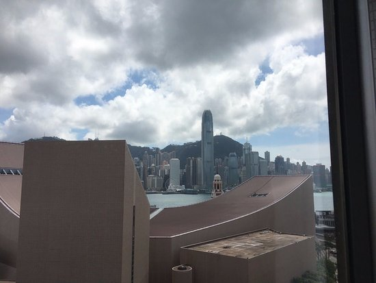 The Salisbury-YMCA of Hong Kong: View from the room (day)