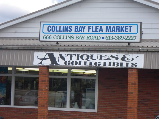 Collins Bay Flea Market