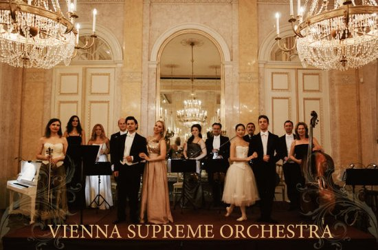 Vienna Supreme Concerts at Albertina...
