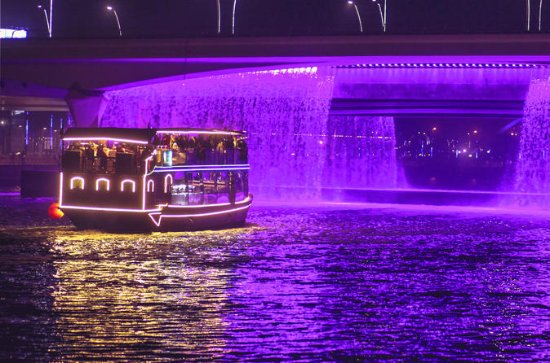 3-Hour Luxury Canal Buffet Cruise...