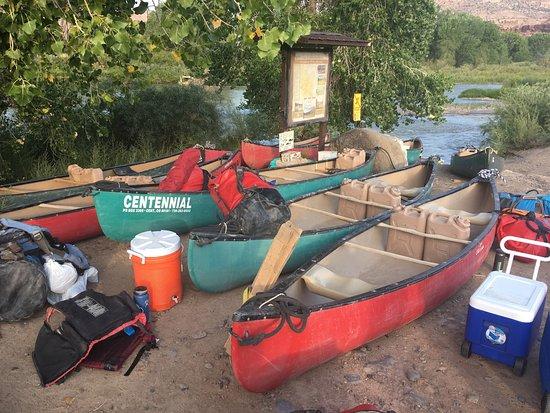 Centennial Canoe Outfitters: photo7.jpg
