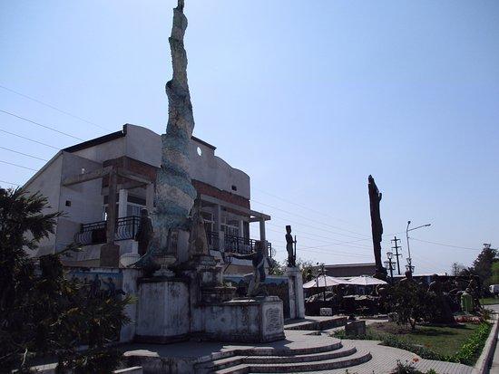 Famailla, Argentinien: Monumento a la Bandera Macha