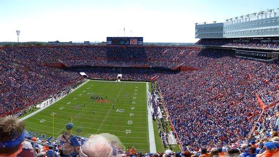 Holiday Inn Gainesville University Center: Ben Hill Griffin Stadium