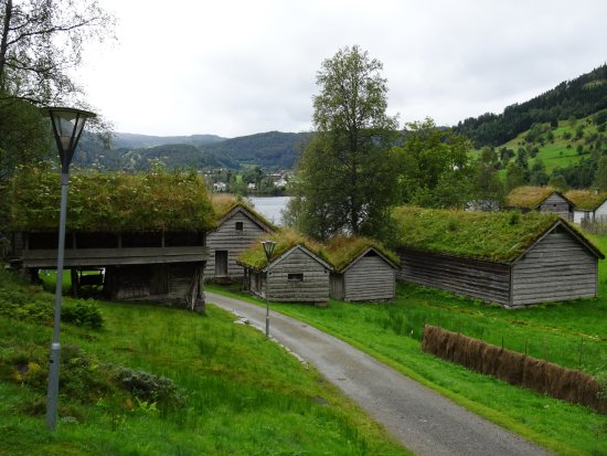 Sunnfjord Museum - Open Air Museum: Part of the museum