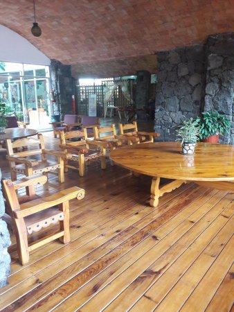 Centro Vacacional Imss Oaxtepec: Lobbie