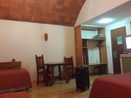 Centro Vacacional Imss Oaxtepec: Las Habitaciones