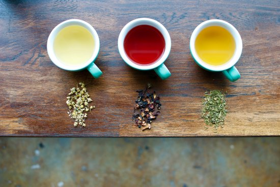 Garibaldi Highlands, Kanada: we have an amazing tea selection for you to try!