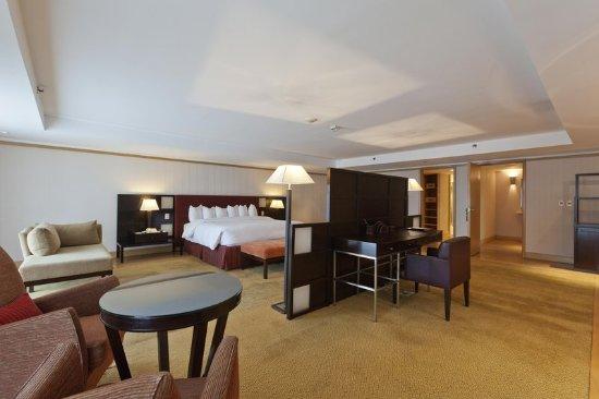 Hilton Buenos Aires: Presidential Suite Bedroom
