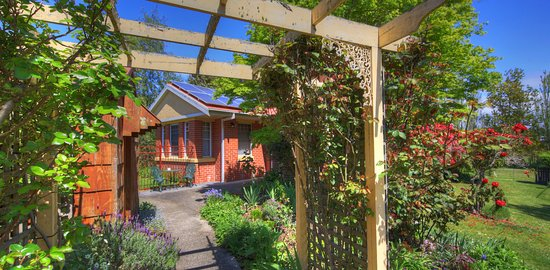 Alexandria Bed and Breakfast: Garden Cottage