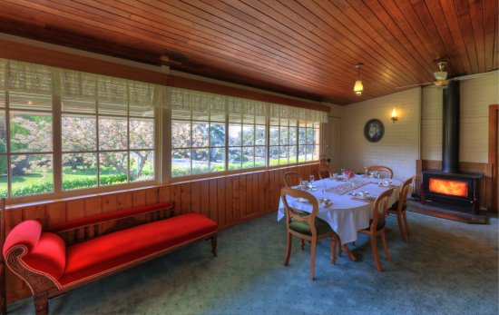 Alexandria Bed and Breakfast: Dining Room - available for breakfast for group bookings