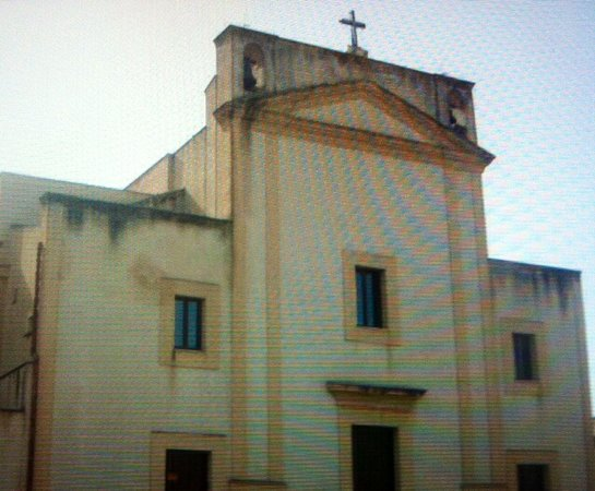 Castelvetrano, İtalya: La Chiesa del Convento ....