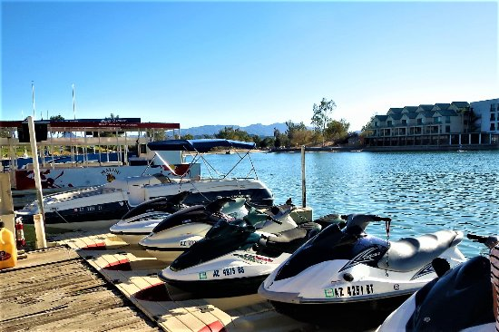 Lake Havasu City, AZ: Jet skis