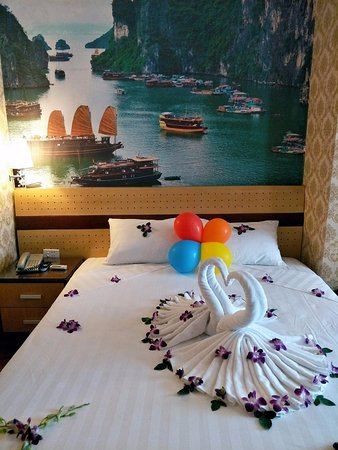 Hanoi Guest House: awesome decoration