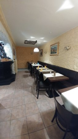 Wittmund, Deutschland: The restaurant