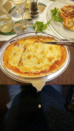 Wittmund, Германия: Lasagne