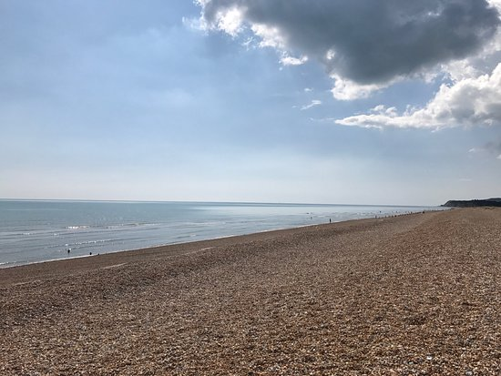 Winchelsea, UK: What a lovely place to breath in some great sea air