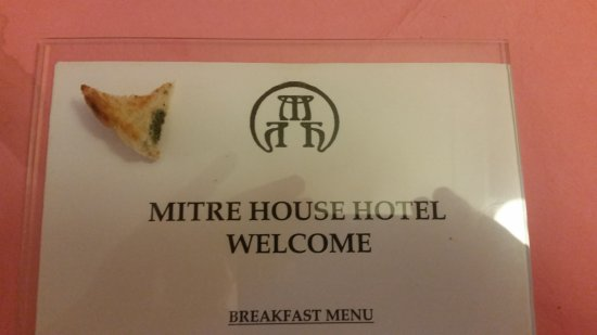 Mitre House Hotel: 20170901_074329_large.jpg