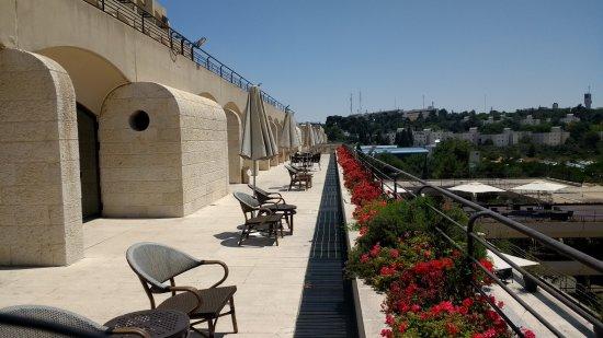 Dan Jerusalem Hotel Review