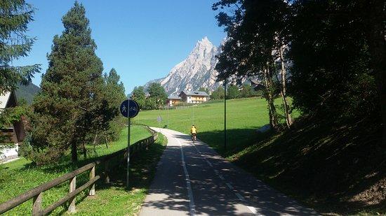 Ciclabile Dolomiti - La Lunga Via delle Dolomiti