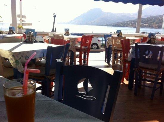 Tasomanolis : The view !