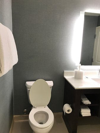 Bathroom - Room 110
