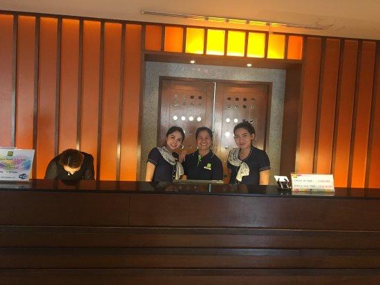 The Seasons Pattaya: Awsome staff!!