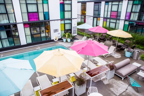 Pool - Picture of The Verb Hotel, Boston - Tripadvisor