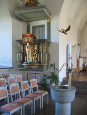Morbylanga, Suède : Preikestolen